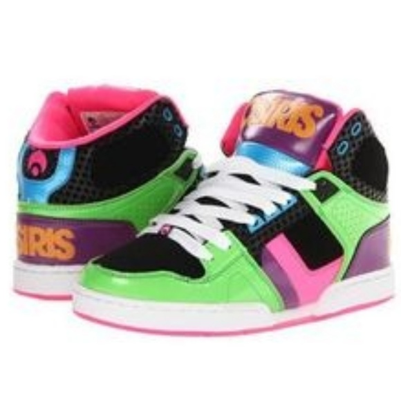 5a3997b8b4987e BNIB OSIRIS HIGH TOP SNEAKERS NYC 83 SLM